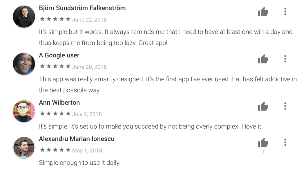 Daily Whoop App Reviews